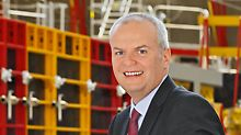 "Thomas Imbacher neuer Geschäftsführer ""Innovation & Marketing"" in der PERI Gruppengeschäftsführung"