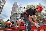 PERI UP beim Wolkenkratzer-Festival