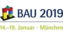 Logo der Messe BAU 2019