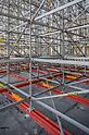 Prilikom izgradnje kompleksa Stavros Niarchos Foundation Cultural Center bilo je potrebno posebno rješenje za slučaj potresa.