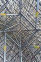 Podpěrný systém pro stavbu kulturního centra nadace Stavros Niarchos byl vytvořen z modulového lešení PERI UP.