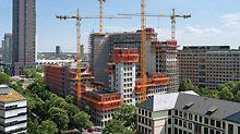 ehemaliges Poseidonhaus in Frankfurt