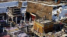 In Ulm entsteht bis 1980 das Bundeswehrkrankenhaus. Die zu der Zeit größte Baugrube Süddeutschlands ermöglicht den Bau eines Schutzbunkers für bis zu 2000 Menschen.