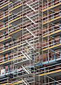 Eemshaven Power Plant, Netherlands - The scaffolding planning and assembly took into account the existing steel structure – allowing maximum adjustment to suit the structural circumstances.