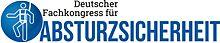 Logo vom deutschen Fachkongress für Absturzsicherheit