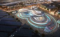 """EXPO-2020. Павильон """"Мобильность"""""""