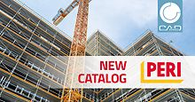 Architects, planners, work planners and civil engineers can now download more than 200 scaffolding components in over 150 CAD formats at no cost.