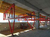 Il Bosco Verticale, Milano, Italia- Elementi a struttura reticolare PERI VARIOKIT