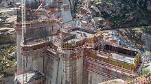 PERI project - hydraulic structures - Foz Tua Dam, Vila Real – Alijó, Portugal
