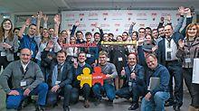 Чемпионат среди строительных ВУЗов 2017