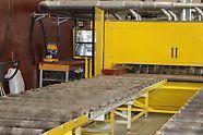 Les caméras contrôlent la partie inférieure des panneaux de coffrage pour voir s'il faut les nettoyer ou non. Cela évite pas mal de travail aux ouvriers.