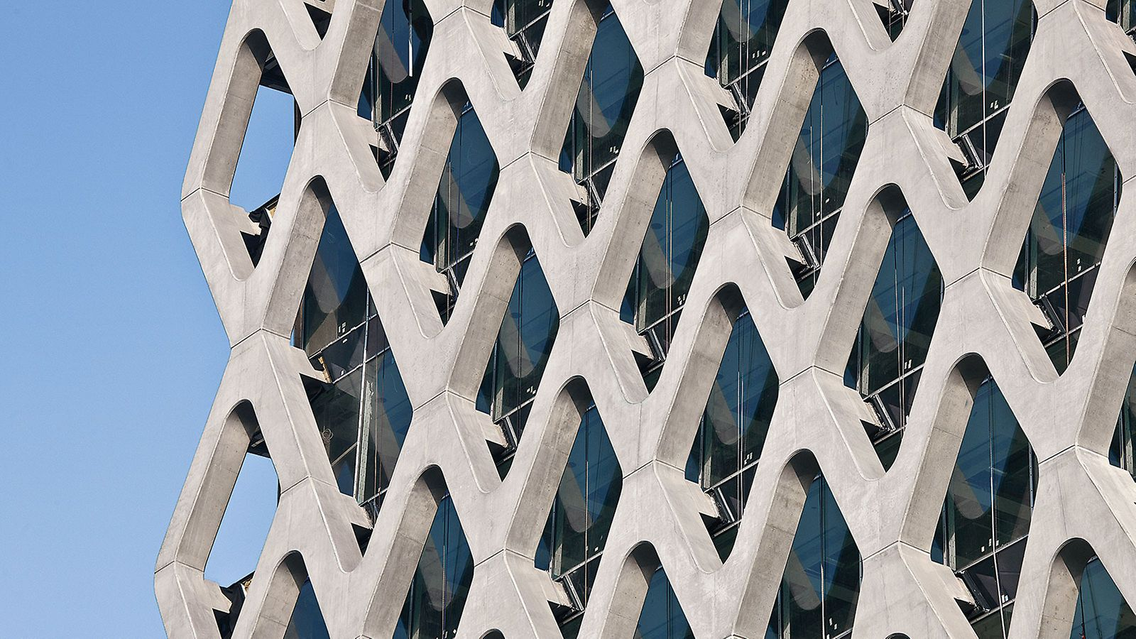 Architectural concrete - The modern-day language of architects
