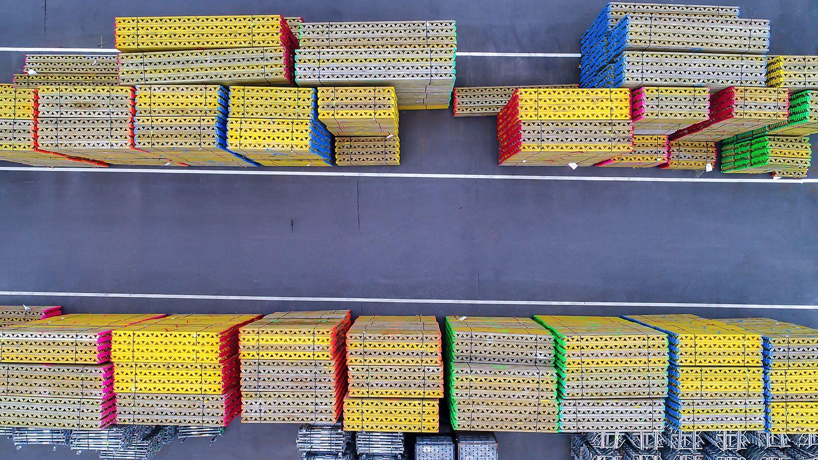 Stilling ledig Logistikksjef PERI