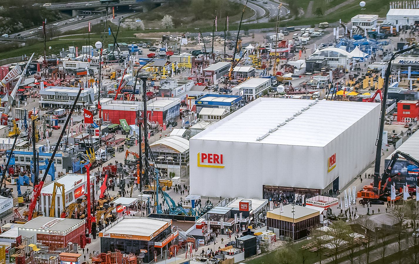8-14 Nisan 2019 Münih