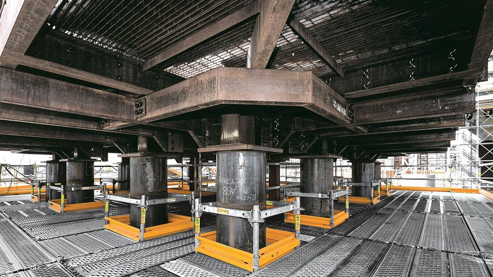 Industrial Scaffolding Product