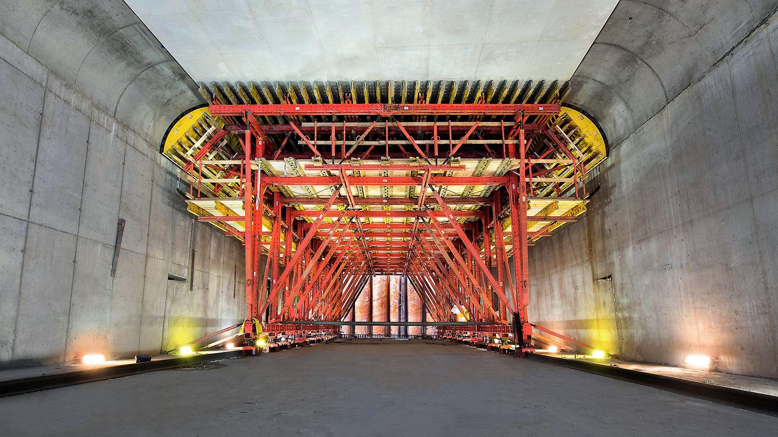 Marieholmstunneln i Göteborg