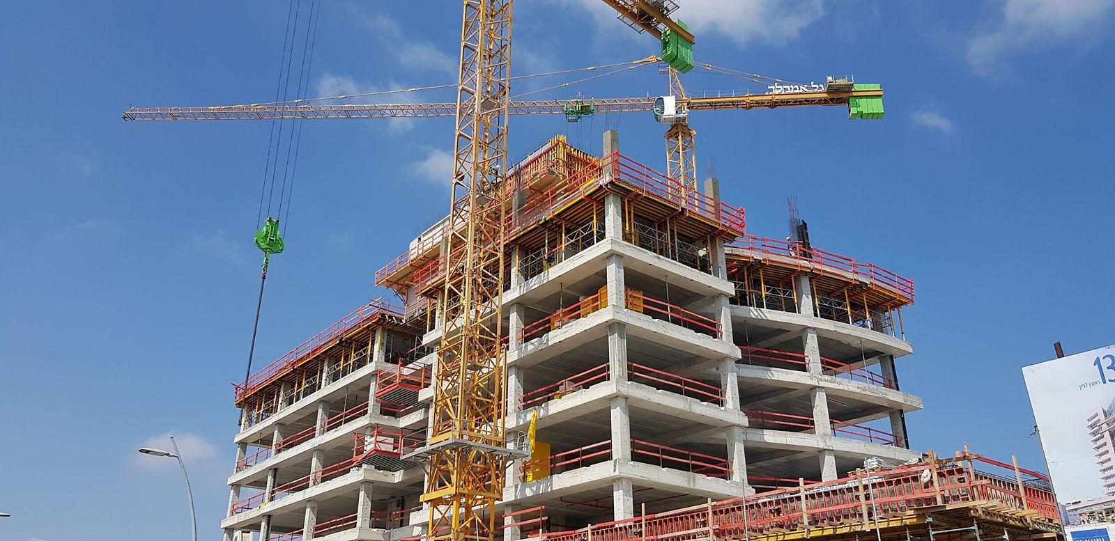מגדל ירון מילר, מבנה משרדים בן 11 קומות בראשון לציון