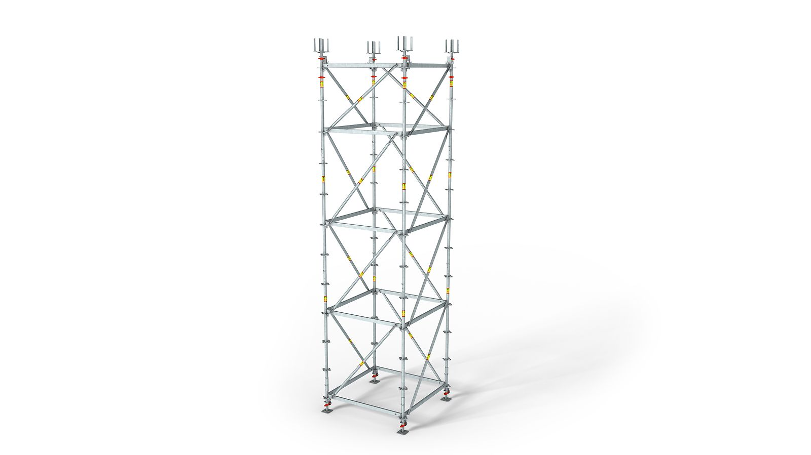 PERI UP Flex Shoring: The maximum level of flexibility.