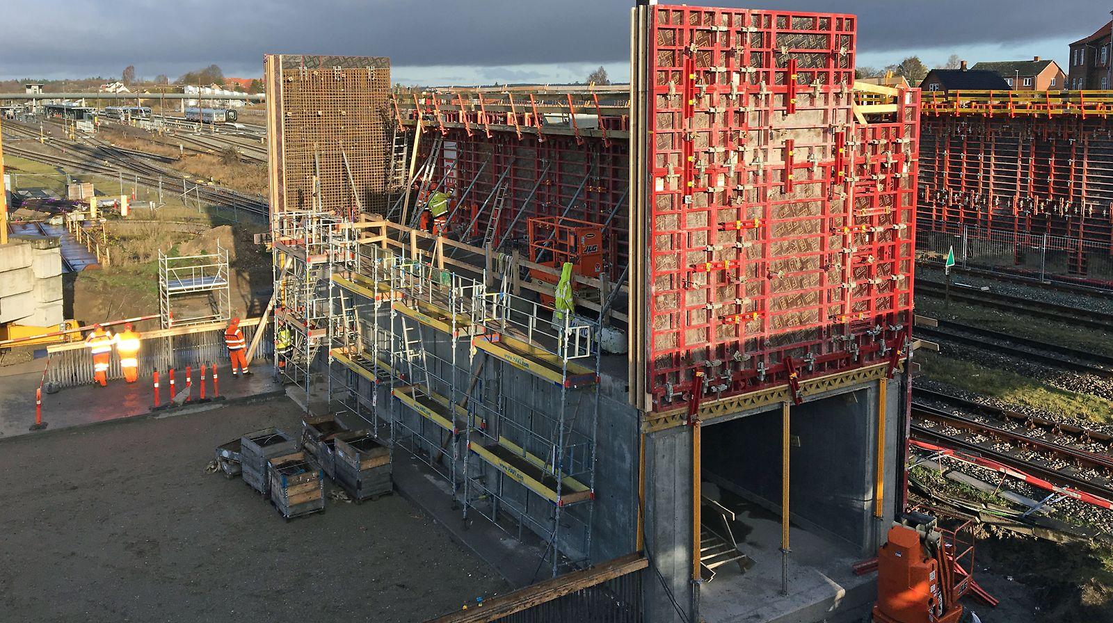 Forside billede, projekt Rampen i Næstved