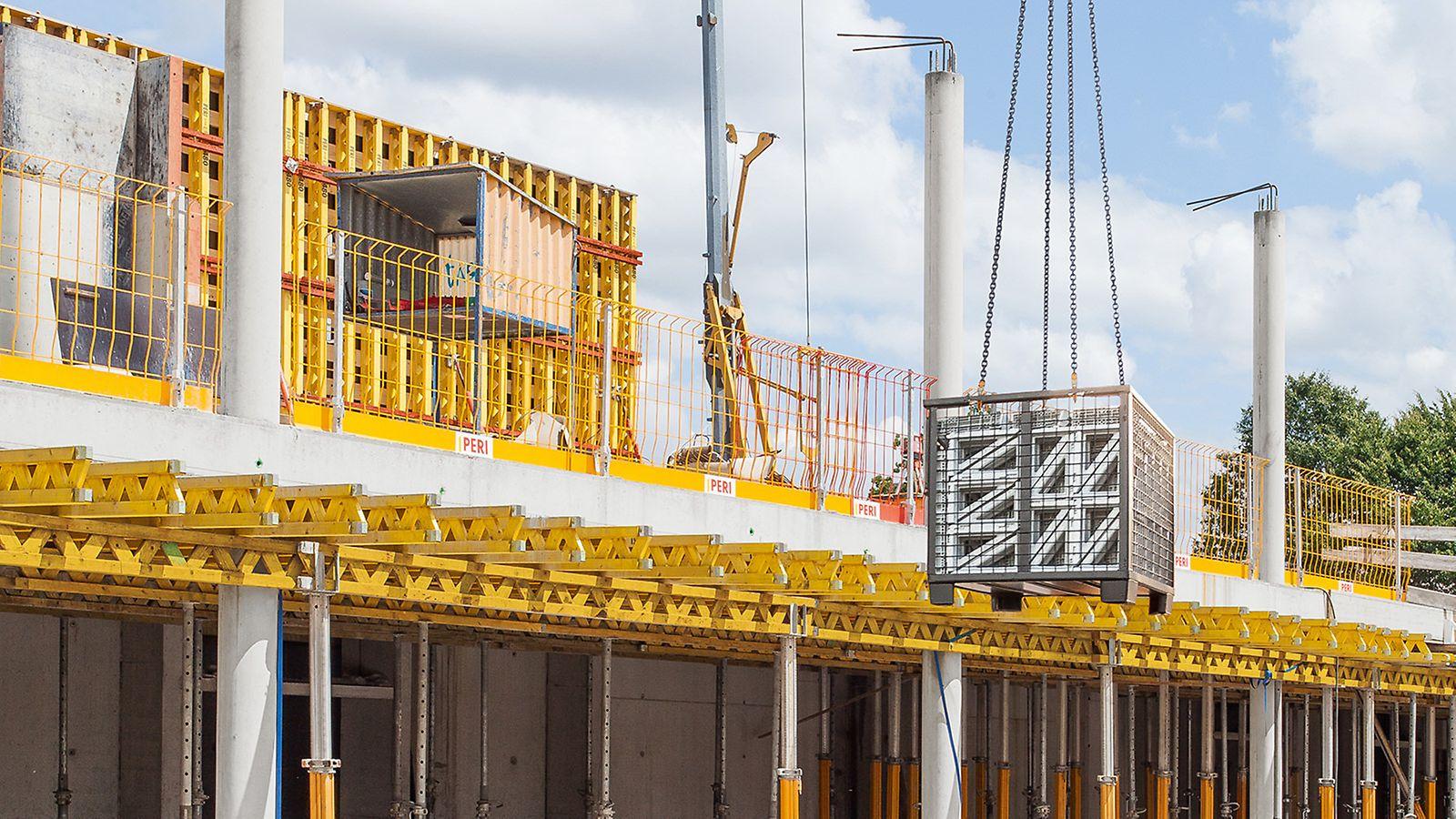 Aktuelle Aktionen im Überblick: PERI Produkte für den täglichen Baustelleneinsatz